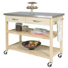 kitchen utility carts with wheels home design