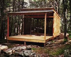 micro cabin kits tiny house kits insteading