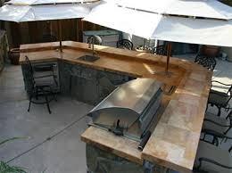 how to build a outdoor kitchen island designing your outdoor kitchen q a with an expert