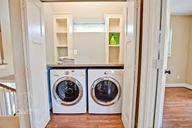 Storage Ideas For Small Laundry Rooms by Charming Small Laundry Room Design Ideas By Homey Two Laundry