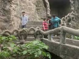 a visit to the rock garden chandigarh india youtube