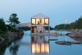 house no 2 floating house mos architects