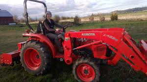 kubota l3800 tractor price attachments specs and review