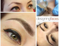 New Eyebrow Tattoo Technique Designing Faces By Agnieszka