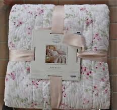 Simply Shabby Chic Blanket by All Sizes Cherry Blossom Simply Shabby Chic Quilt Twin Full