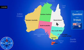 states australia map australian states map travel around the world vacation reviews