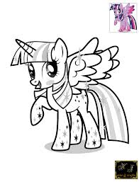 epic twilight sparkle coloring page 19 for your coloring pages for