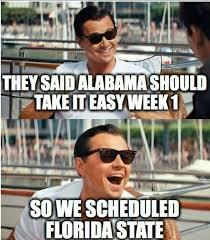 Florida State Memes - 489 best sports images on pinterest alabama crimson tide roll