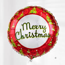 balloon delivery uk flower delivery merry christmas balloon isle of wight flowers