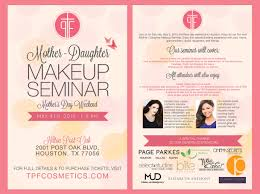 Makeup Schools In Dallas Mother Daughter Makeup Seminar U2013 May 9