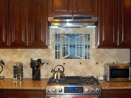 murals for kitchen backsplash kitchen tile murals kitchen design pertaining to beautiful
