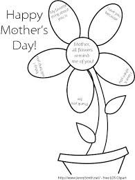 coloring pages mothers day flowers mothers day coloring sheets for church mothers day flower share