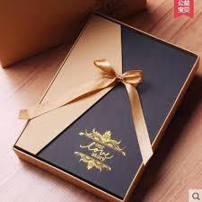 birthday yearbook 27x20x4cm diy photo album bow gift box scrapbooking handmade baby