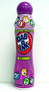 3 oz dab o ink bingo dauber purple