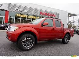 nissan frontier pro 4x 2016 lava red nissan frontier pro 4x crew cab 4x4 109978663