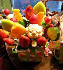food bouquets party food ideas for kids birthday