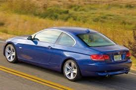bmw coupe used 2007 bmw 3 series coupe pricing for sale edmunds
