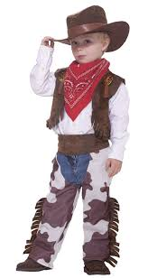 spirit halloween abilene tx kids costumes the cowboy costume includes a brown vest chaps