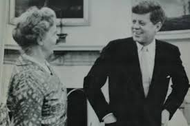 John F Kennedy Rocking Chair Jfk 50 Janet Travell Became Jfk U0027s Personal Physician 52 Years