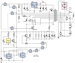 cell phone tracker circuit diagram