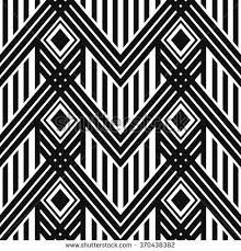 art deco seamless vintage wallpaper pattern stock vector 195200120