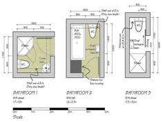 5x7 Bathroom Plans Resultado De Imagen Para Baños Pequeños Planos De Habitaciones