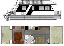 pontoon houseboat floor plans u2013 meze blog