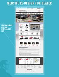 website toyota projects u2014 cj smith digital marketing u0026 graphic design from san