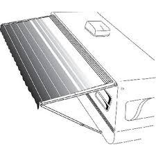 12 Awning Dometic Rv 8952001 400u 9100 Power Patio Awning Hardware