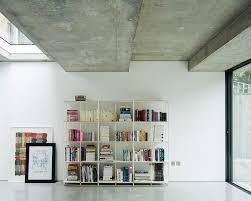 architecture bureau architects bureau de change create a concrete waffle roof for a