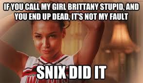 Glee Meme - glee memes sassy santana lopez naya rivera meme funny pictures