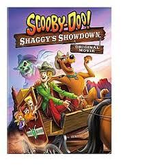 scooby doo shaggy u0027s showdown