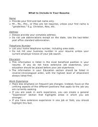 What To Title Your Resume Who Do You Address A Cover Letter To