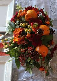 floral arrangements for thanksgiving table thanksgiving autumnal flower arrangements with kids flower