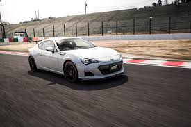 New Brz 2015 2015 Subaru Brz Ts Tuned By Sti Driven Automobile