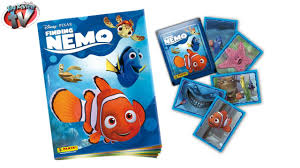 disney finding nemo sticker album review pack opening panini disney finding nemo sticker album review pack opening panini youtube