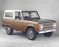 Classic Ford Truck For Sale Canada - 10 things you need to know about the new ford bronco