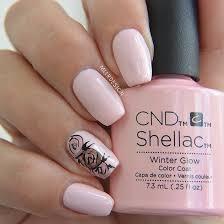 winter glow cnd shellac pinterest cnd shellac shellac