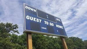 youth football coach tackles roxbury scoreboard project roxbury