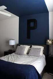 Gray And Blue Bedroom by My Newly Navy And Grey Bedroom Gusto U0026 Grace