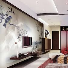 Modern Interior Home Design Wallpaper Available At Ambience - Wallpaper for family room