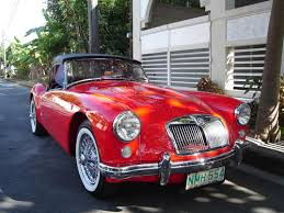 red colors for mga non standard colors