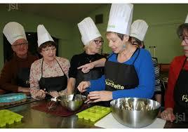 cuisine chalon sur saone chalon sur saône ateliers cuisine dans le cadre du silver