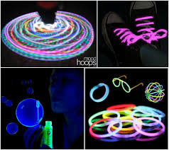 glow in the party decorations ideas for your glow in the theme mitzvah party sweet 16