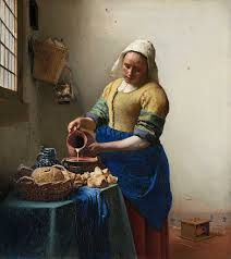 vermeer pearl necklace woman with a pearl necklace jan vermeer delft