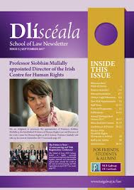 nui galway of law newsletter 2017 by schooloflaw issuu