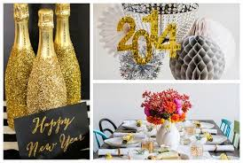 New Years Eve Table Decorations New Year U0027s Eve Party Inspiration Fashion Party Blog