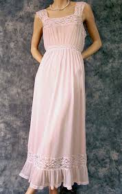 nightgowns for brides nightgowns for blushing brides pink vintage