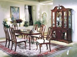 Dining Room Chairs Cherry Traditional Dining Room Sets Cherry Antique Cherry Finish
