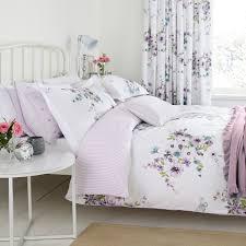 lilac floral bedding ella floral bouquet bedding at bedeck 1951